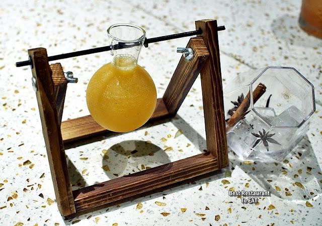 TOMMY THONGCHAI JAYA ONE  Cocktail Menu - Thong Khao