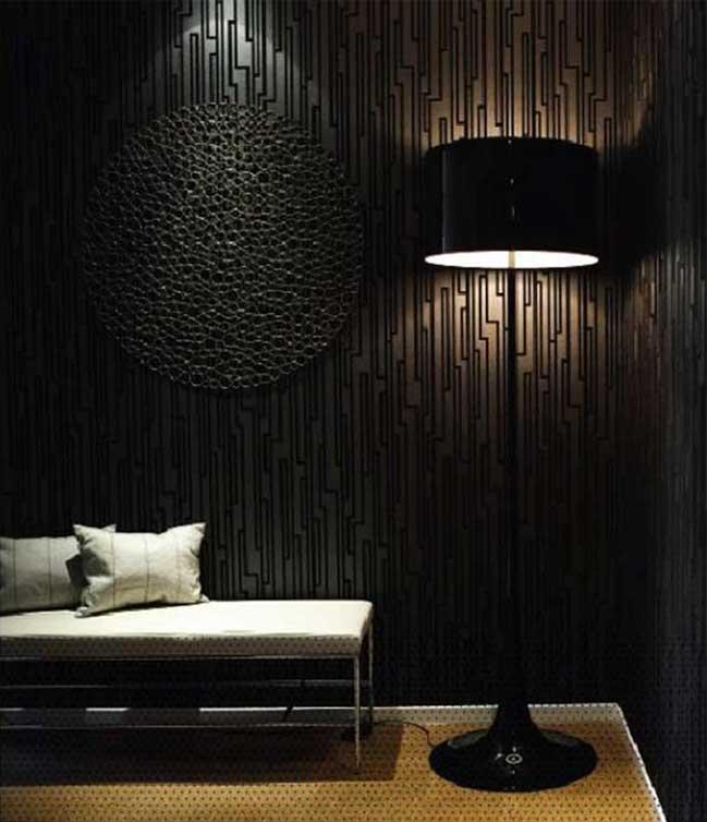 Dark Walls Interior Inspiration Velvet Moon Diaries
