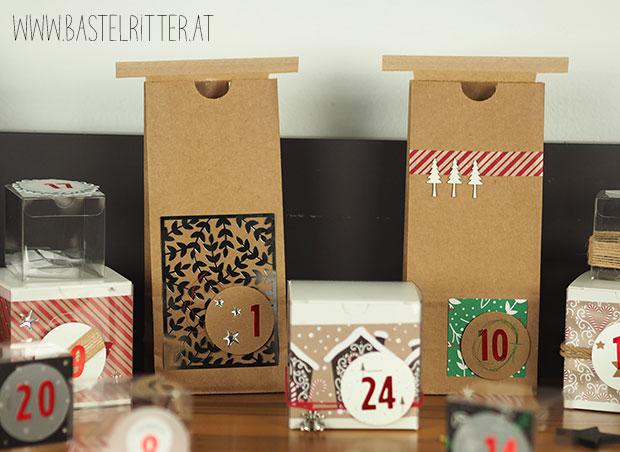 adventkalender hello december bastelritter cest la schnipselritter