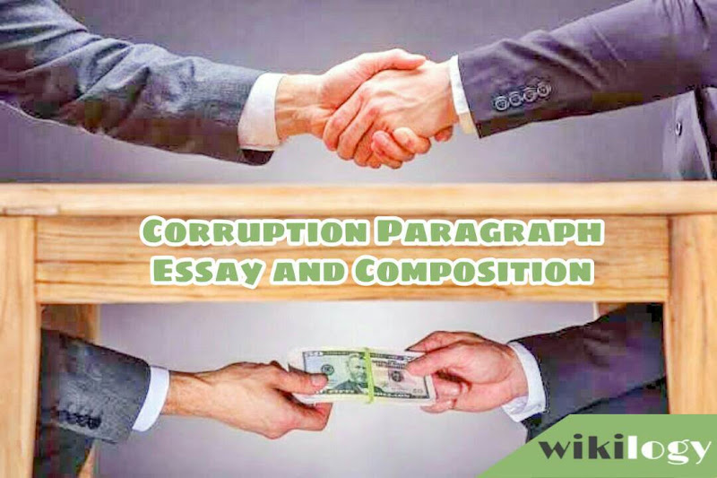 Paragraph on Corruption
