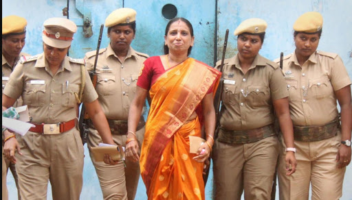 Nalini can not be released: Tamil Nadu government