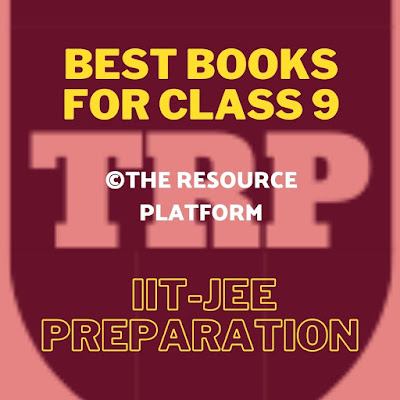 BOOKS FOR IIT-JEE PREPARATION