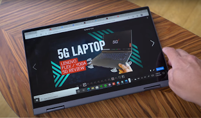 Lenovo Flex First 5G Laptop Review | The First 5G Laptop