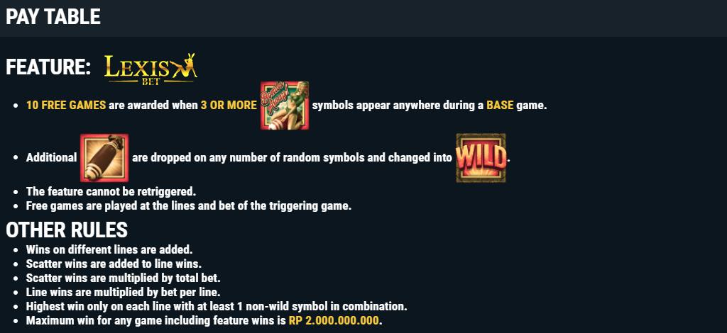 Slot Habanero Bombs Away