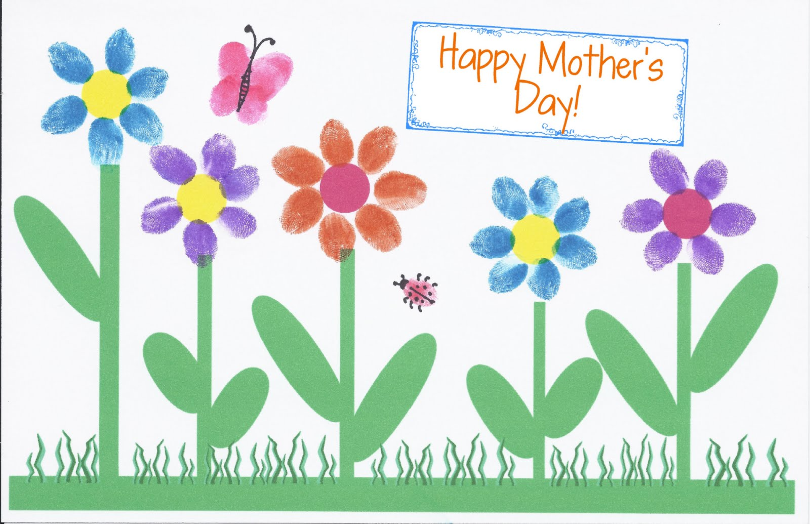 Mother S Day Craft Ideas For Babies