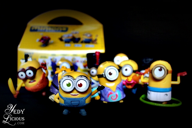 Minions Invasion at McDonald's Philippines