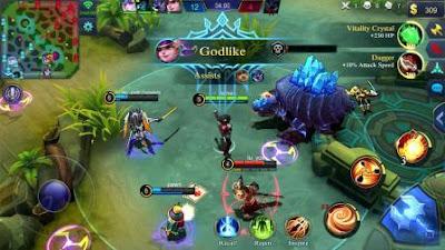 cara mengetahui posisi musuh mobile legends