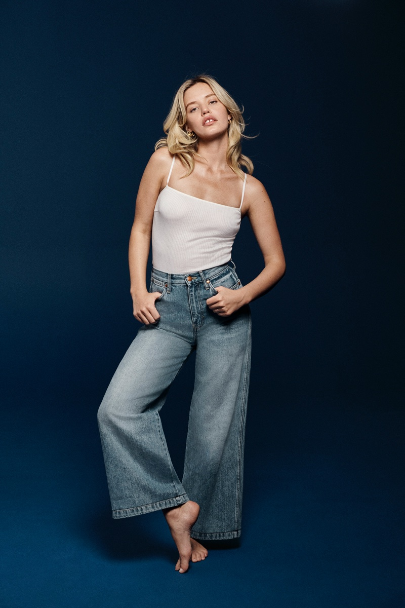 Wrangler unveils spring-summer 2021 Heritage Collection campaign.