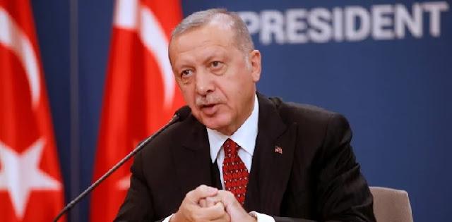 """Erdogan: Turki Siap """"Bersihkan"""" Militan Kurdi Di Perbatasan Suriah Jika Rusia Gagal"""