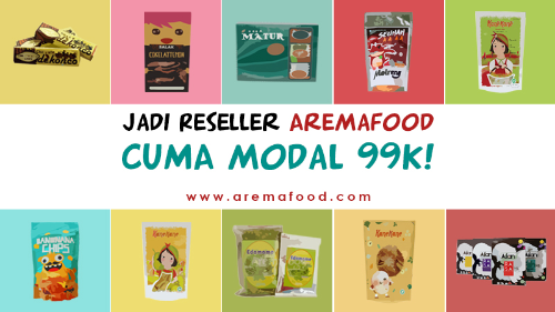reseller aremafood