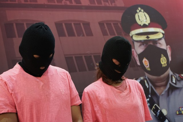 Artis ST dan MA Yang Terlibat Prostitusi Online Pasang Tarif Rp 30 Juta