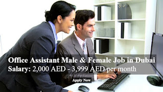 Office Assistant Recruitment For Shipping Company in Dubai, UAE