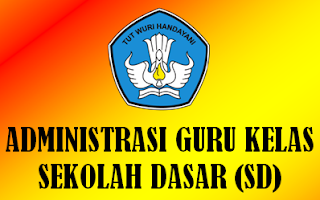 Download File Administrasi Guru Kelas