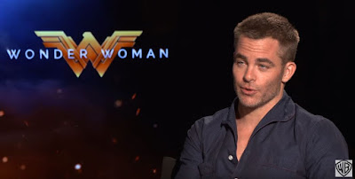 wonder woman, chris pine