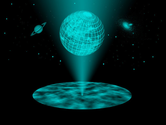 The universe is a hologram and other mind-blowing theories in theoretical physics