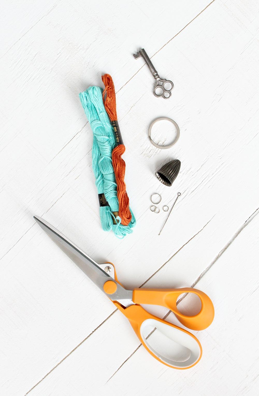 DIY Tassel Tutorial with Supply List