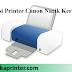 Cara Berhasil Mengatasi Printer Canon Narik Kertas Double (Lebih dari satu) Versi Dokter Printer