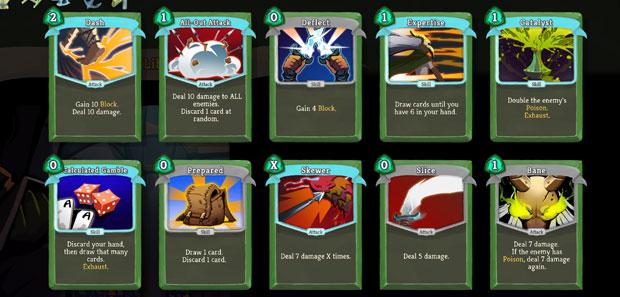 STS Card Rarity