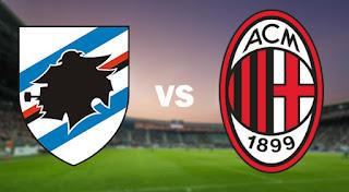 مشاهدة مباراة ميلان ضد سامبدوريا 2-4-2021 بث مباشر في الدوري الإيطالي