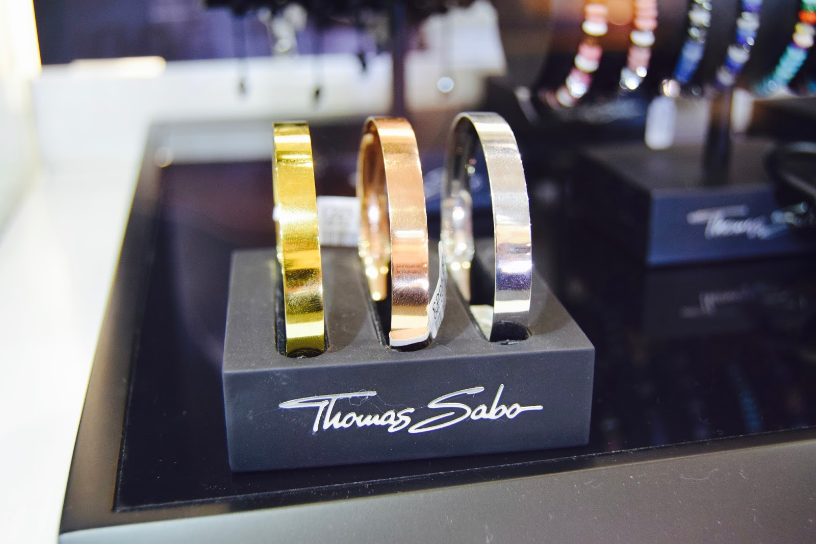 Thomas Sabo Love Cuff Bangle