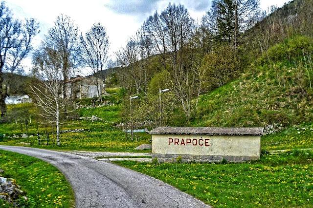 selo Prapoće @ Izlet po Ćićariji