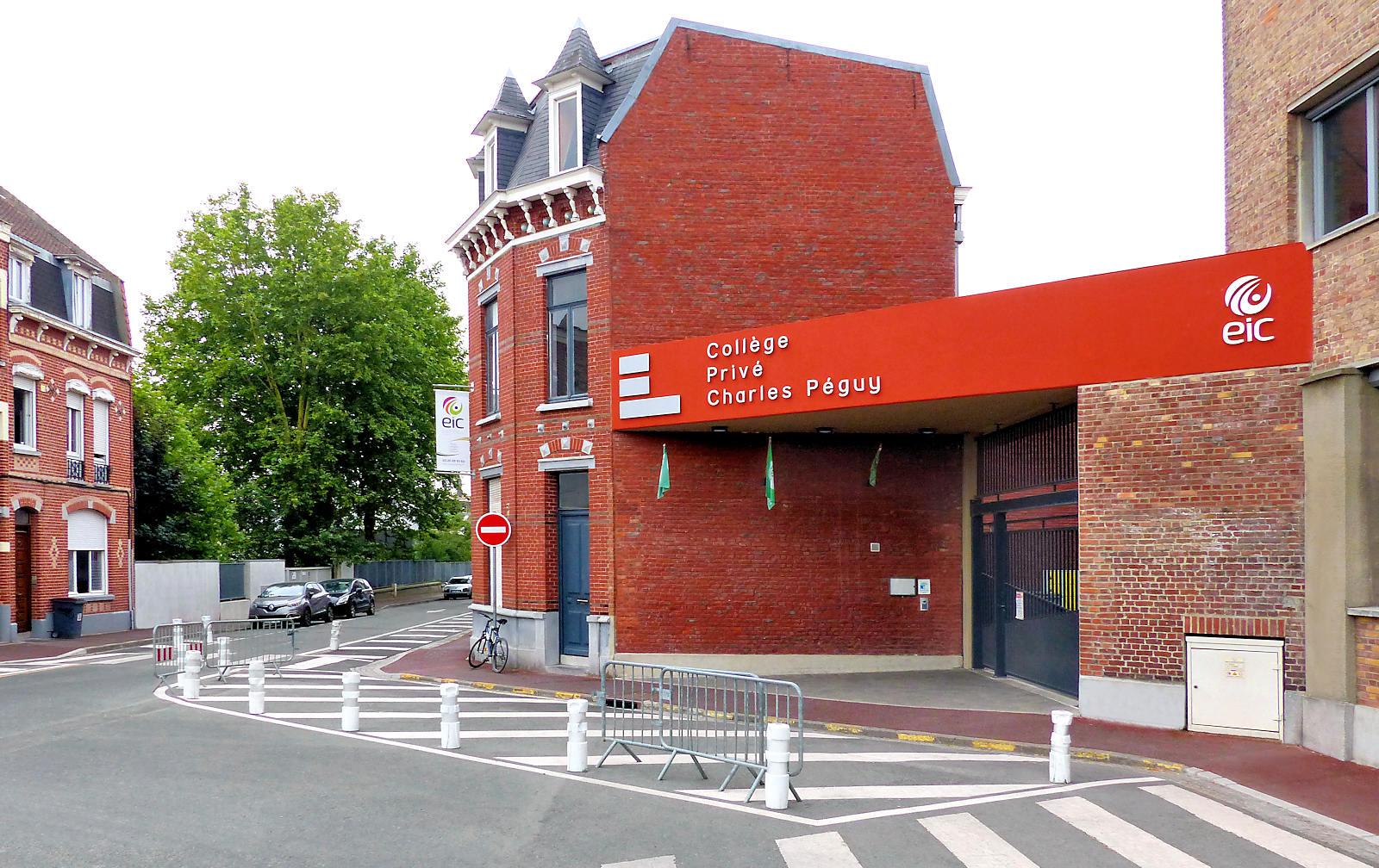 Collège Charles Péguy, Tourcoing