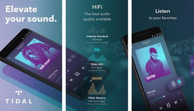 أفضل تطبيقات لبث الموسيقى للاندرويد