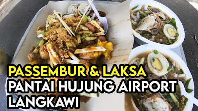 Laksa Ikan Sekoq Airport Langkawi