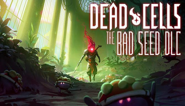 In Dead Cells The Bad Seed, players are waiting for two new levels of the destroyed arboretum and the Swamp of Exiles, as well as the Nest, where the new boss lives the uterus of ticks.
