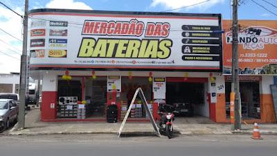 SAJ: PROMOÇÃO DE CARNAVAL NO MERCADÃO DAS BATERIAS; Confira