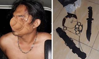 Tim Khusus Polres Cirebon Kota Tangkap Pelaku Pengancam Barista