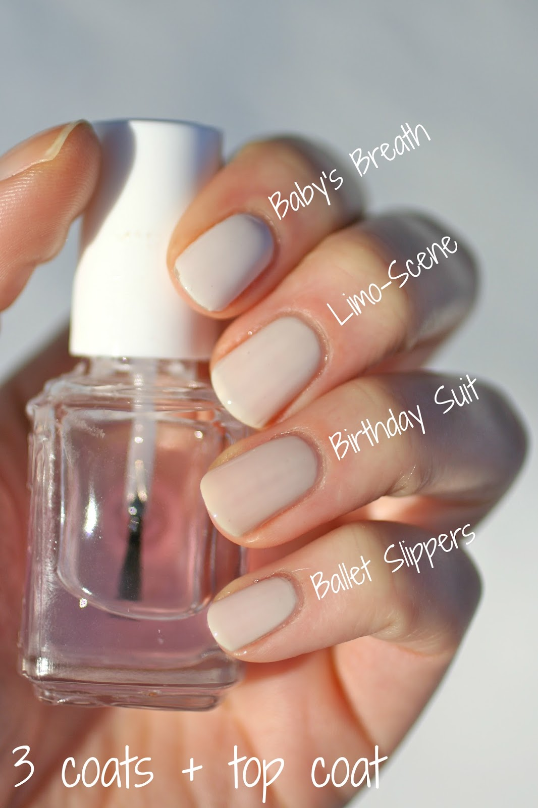 The Best Essie Allure Dupe Gif