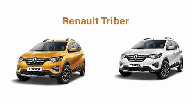 Renault Triber India