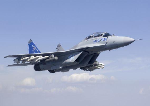 Mikoyan MiG-35 specs