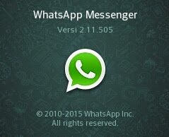 Free Download Official WhatsApp .exe for PC Final New