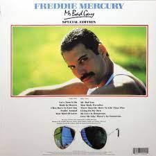 Freddie Mercury - Mr. Bad Guy