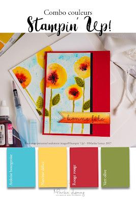 photo à imprimer combo couleurs
