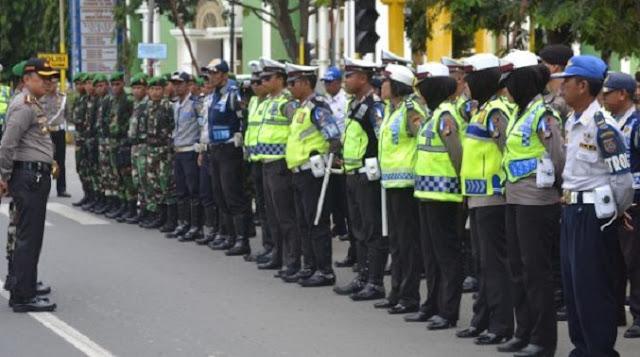 Besok Operasi Patuh 2019 Digelar, Polisi Tegas Tindak Pelanggar Lalu Lintas