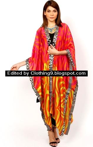 Ready To Wear Silk Tunics 2015