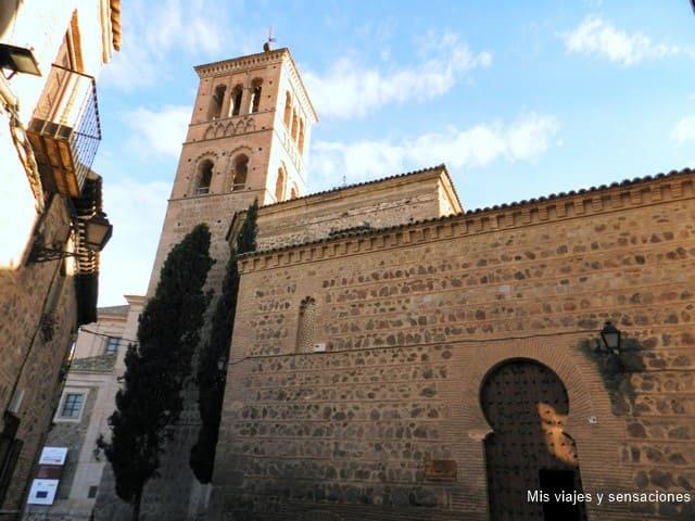 Iglesia de San Román, Museo de los concilios (Toledo)