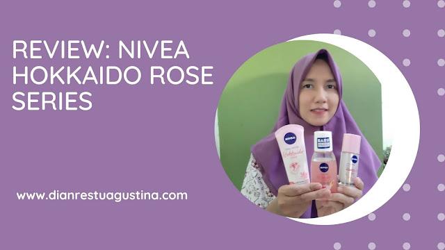 NIVEA Hokkaido Rose Series