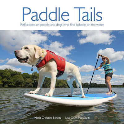Big News! I'm in a Book! #PaddleTails