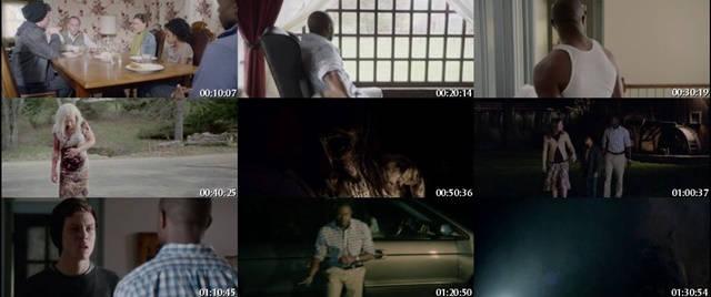 Oscuridad Profunda (2014) DVDRip Latino