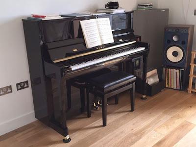 dan piano kawai k300