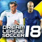 Dream League Soccer 2018 [Unlimited Coins] MOD APK 5.054