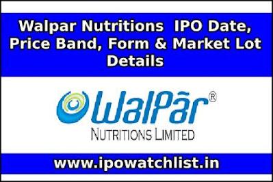 Walpar Nutritions ipo