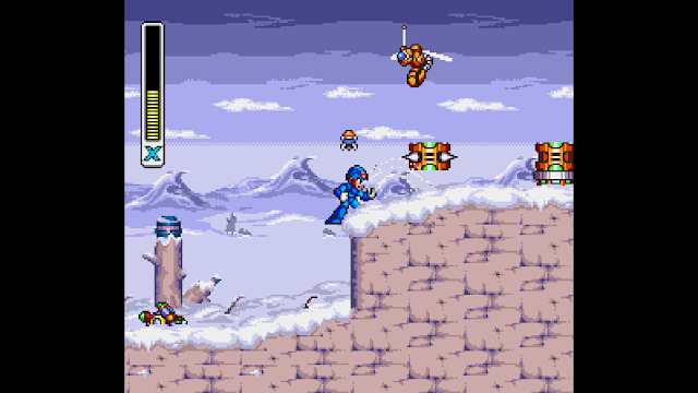 Mega Man X Demo