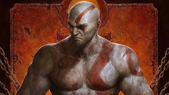 God of War: Fallen God/Dark Horse Comics/Reprodução