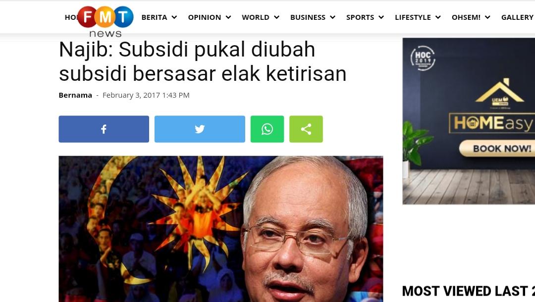 Idea Najib