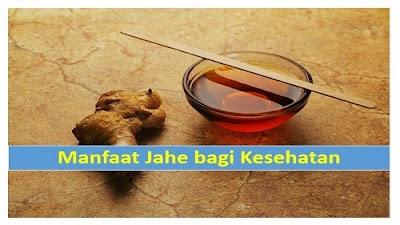 Manfaat Jahe untuk Kesehatan